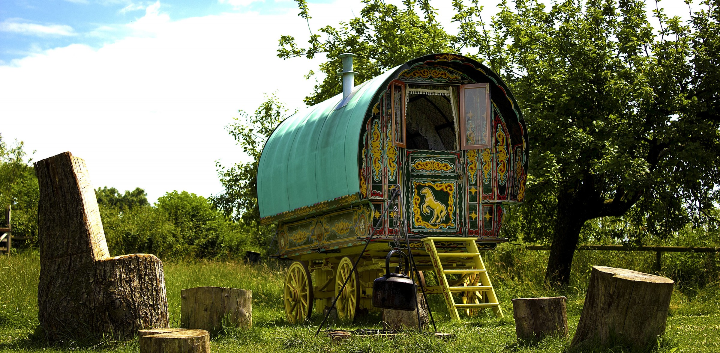Gypsy Caravan Breaks